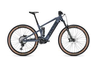 rower elektryczny górski focus jam2 6.8 nine bluegranit
