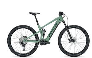 rower elektryczny górski focus thorn2 6.8 mineralgreen