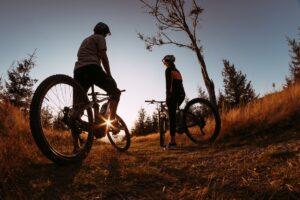 rowery elektryczne z wypo偶yczalni trip2bike szczyrk