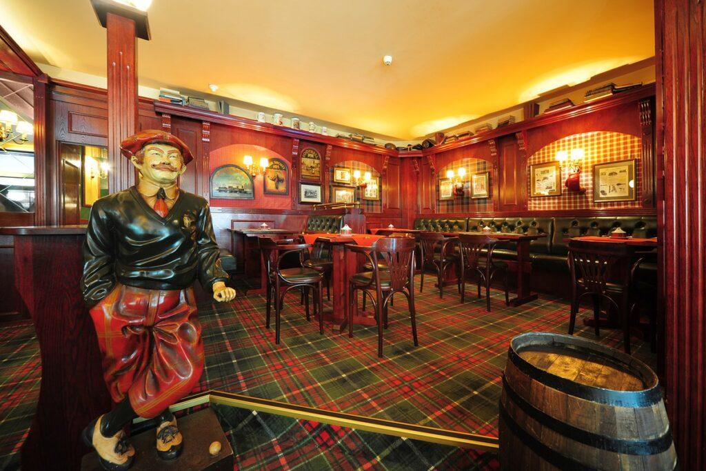 hotel klimczok pub highlander