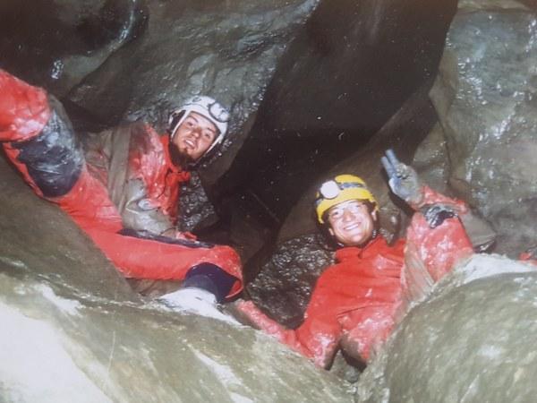 jaskinia trzy kopce