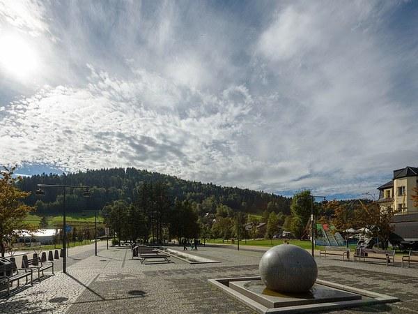 plac jakuba szczyrk atrakcje turystyczne