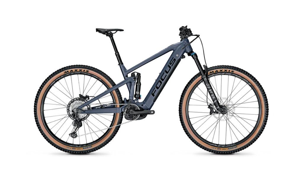 rower elektryczny g贸rski focus jam2 6.8 nine xl