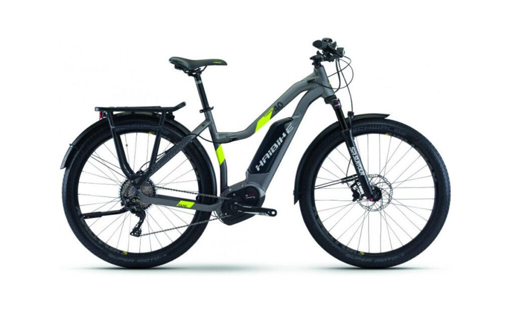 rower elektryczny trekkingowy haibike xduro trekking 4.0 l