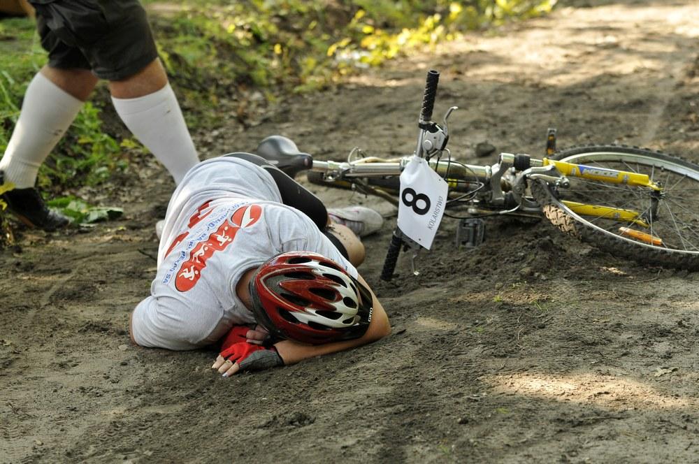 szkolenie pierwsza pomoc w wypadkach rowerowych